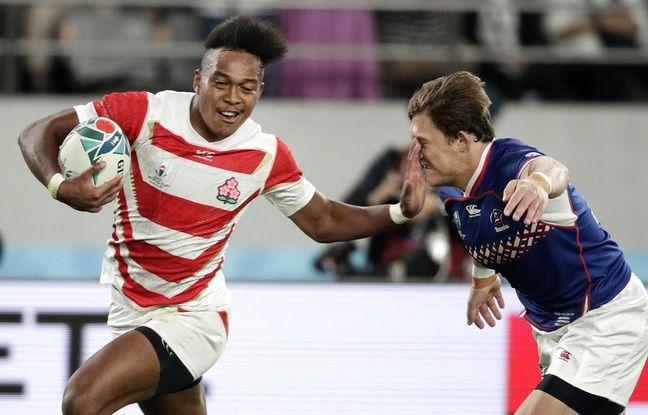 Coupe du monde de rugby: Le Japon réussit son entrée face à la Russie