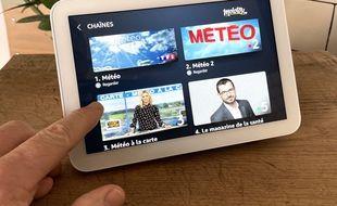 La plateforme Molotov TV désormais accessible sur les enceintes Amazon  Echo Show.