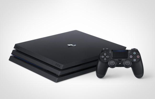 La PS4 Pro sera disponible le 10 novembre à 399 euros.