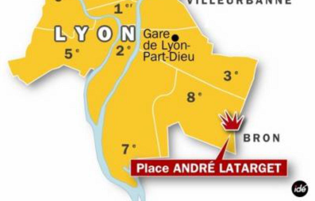 Un adolescent a été tué par balle en pleine rue à Lyon, le 13 décembre 2009 – IDE