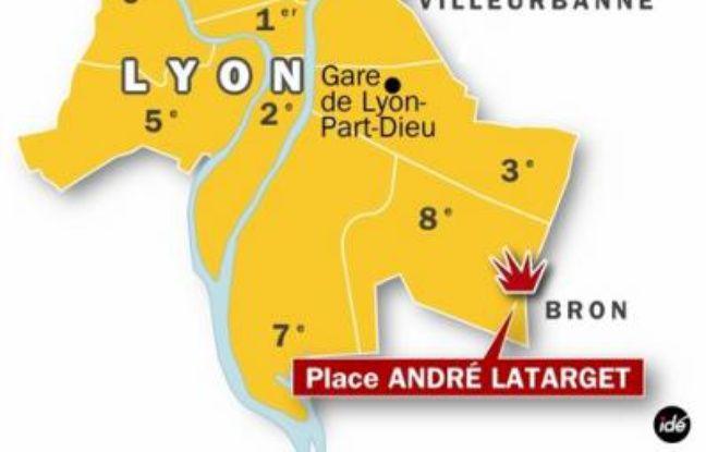 Un adolescent a été tué par balle en pleine rue à Lyon, le 13 décembre 2009