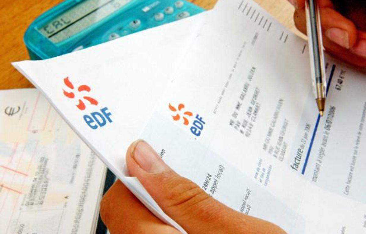 La taxe de contribution au service public de l'électricité va augmenter de 1,1 %. – DURAND FLORENCE/SIPA