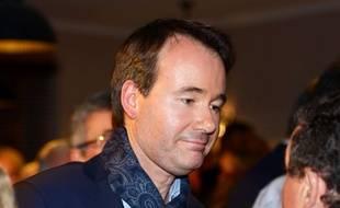 Fabien Rajon, l'avocat des parents de Maëlys.
