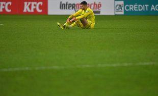Abeid et les Nantais n'ont maintenant plus que le championnat de Ligue 1 cette saison.