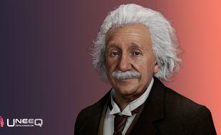 Un clone virtuel d'Albert Einstein répond à toutes vos questions