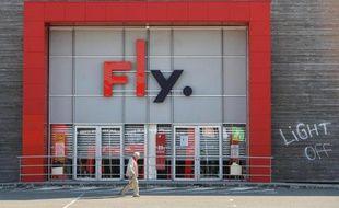 L'entrée d'un magasin de mobilier Fly, le 19 juin 2014 à Nantes