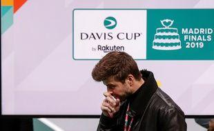 Gerard Piqué voit un soutien de poids se faire la malle du nouveau projet de Coupe Davis.