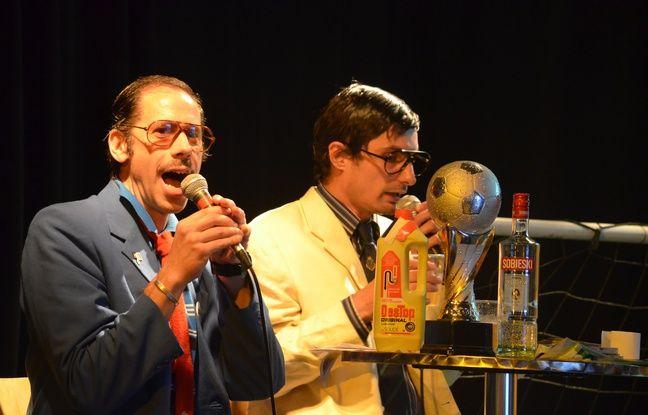 Fred et Pilou, ce duo un tantinet plus déjanté que Grégoire Margotton et Bixente Lizarazu.