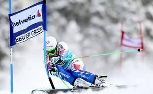 Le Français Alexis Pinturault a signé mardi le meilleur temps de la première manche du géant de Coupe du monde de ski alpin de Beaver Creek (Colorado), qui remplace celui annulé à Val d'Isère.