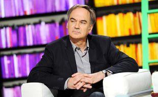 Hervé Le Tellier, écrivain français, dans «La grande librairie» sur France 5 en 2011