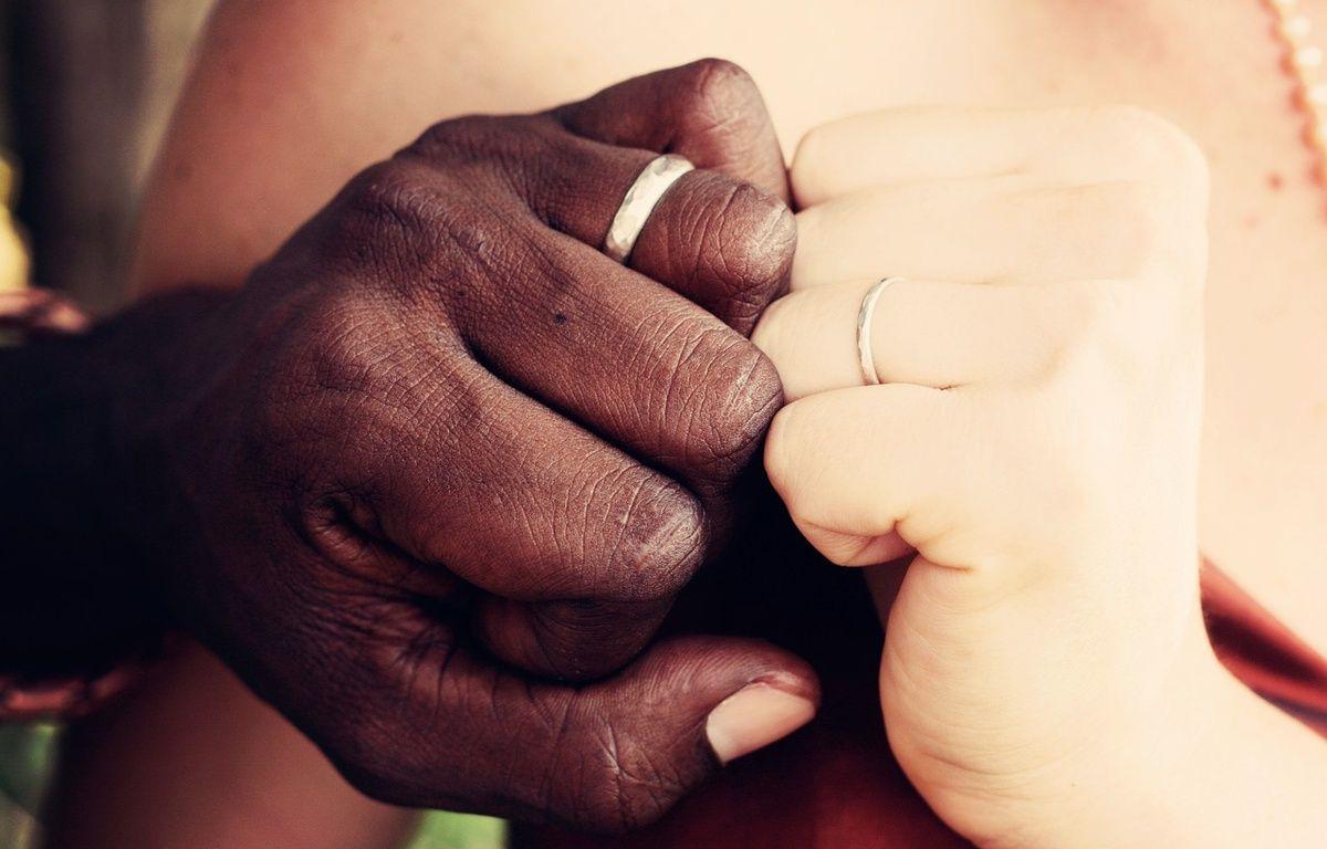 Illustration mariage mixte.  – Pixabay/Unsplash