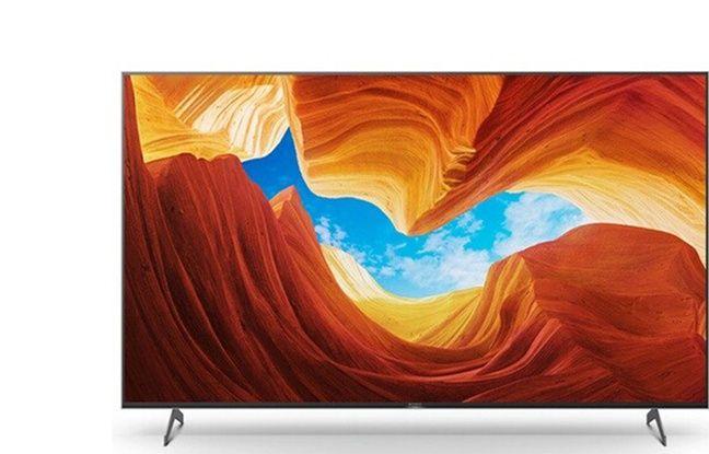 La Smart TV Sony Bravia KD-55XH9096.