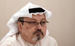 Jamaï Khashoggi, journaliste saoudien