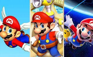 Le jeu « Super Mario 3D All-Stars » sur Swtich est une compilation de trois aventures 3D du célèbre plombier moustachu et mascotte de Nintendo