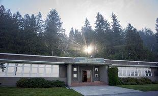 Les bureau du shérif de Twin Peaks