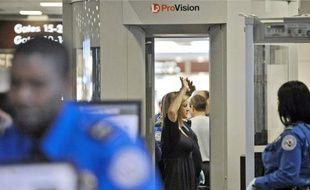 Les Etats-Unis devraient bientôt compter 500 scanners corporels.