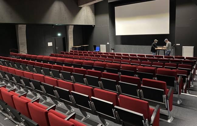 L'école 3IS abrite une salle de projection de 250 places