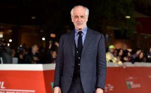 L'acteur Toni Servillo au 10e Festival International du Film de Rome