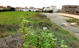 Près de la nouvelle école Lucie-Aubrac, les riverains veulent un jardin.