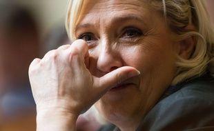 Marine Le Pen était persona non grata à l'hommage populaire de Johnny Hallyday. La famille du rockeur n'a pas souhaité sa présence.