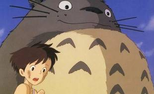 Mon voyage Totoro de Hayao Miyazaki