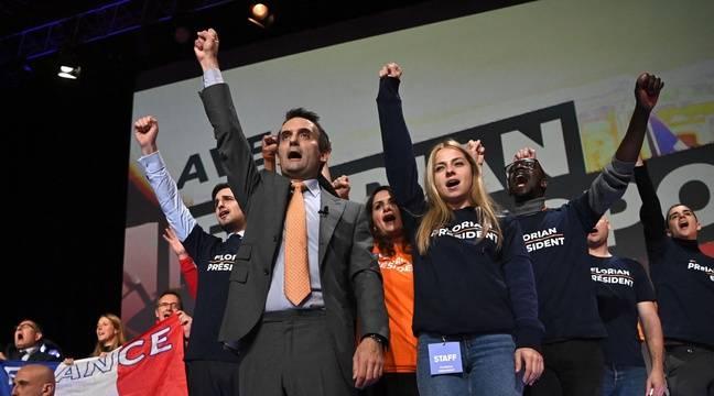 Présidentielle 2022 : Florian Philippot a lancé dimanche sa campagne