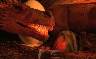«Dragonland» à Paris Expo jusqu'au 31 août.