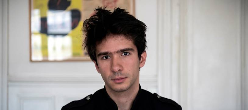 L'avocat Juan Branco, le 14 février 2020 à Paris.