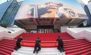 Les organisateurs promettent notamment d'utiliser deux fois moins de tapis rouge (Archives)