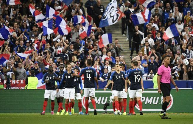 France-Andorre: «Deschamps veut mettre tous les atouts de son côté», pourquoi les Bleus ne quittent plus le Stade de France