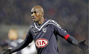 Si Diarra porte toujours le brassard de capitaine à Bordeaux, ce n'était pas le cas avec les Bleus face au Luxembourg.
