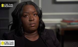 Lanita Carter, qui accuse le chanteur R.Kelly d'abus sexuel, a témoigné sur CBS.