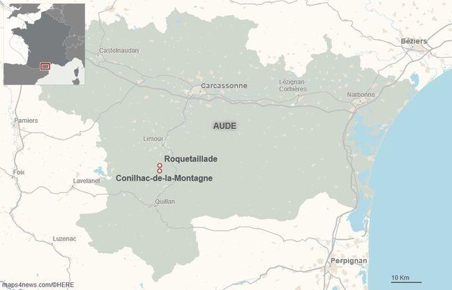 Encore un «incident exceptionnel» dans l'Aude: La pale d'une éolienne chute, un parc de 28 machines à l'arrêt