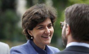 Sylvie Goulard, l'ancienne ministre des Armées, le 8 juin 2017 à Paris.