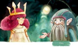 Les personnages du jeu vidéo de