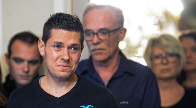 Jonathann Daval, meurtrier présumé d'Alexia Daval, retourne à l'isolement