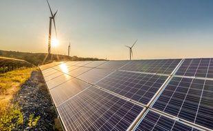 Les «énergies vertes» représentent 20% de la production énergétique française.