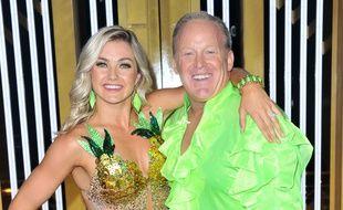 Sean Spicer et la danseuse Lindsay Arnold lors de leur prestation dans «Danse avec les stars».