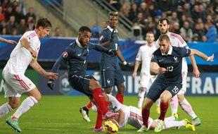 Karim Benzema et Alexandre Lacazette ont tous deux été formés à Lyon.