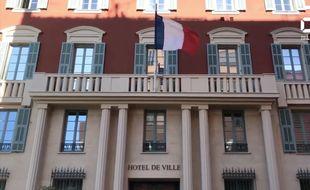 L'hôtel de ville de Nice