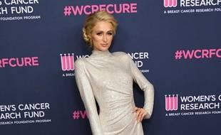 La star de téléréalité Paris Hilton