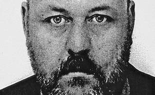 Portrait non daté d'Alain Penin, 39 ans, suspecté du viol et du meurtre d'une joggeuse à Marcq-en-Braoeul en septembre 2010.