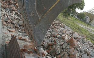 Le bruit d'un chantier a excédé un habitant de Nancy, mercredi. Illustration