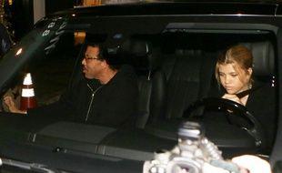 Lionel Richie voit d'un mauvais œil l'amitié de sa fille Sofia avec le flambeur Scott Disick