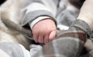 Illustration d'un nouveau-né.