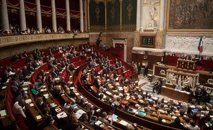 L'Assemblée nationale. Credit:LCHAM/SIPA/1406101712