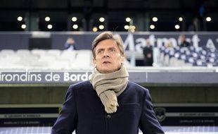 Frédéric Longuépée, le PDG des Girondins de Bordeaux.