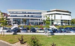 Le centre René-Gauducheau de l'Institut de cancérologie de l'Ouest, à Saint-Herblain.