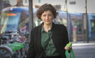 Archives. Jeanne Barseghian, maire écologiste de Strasbourg.. Le 18 juin 2020.