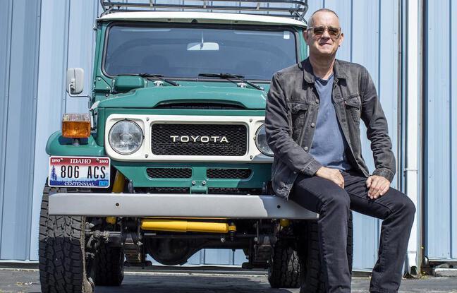 Toyota Land Cruiser LJ40 ex-Tom Hanks